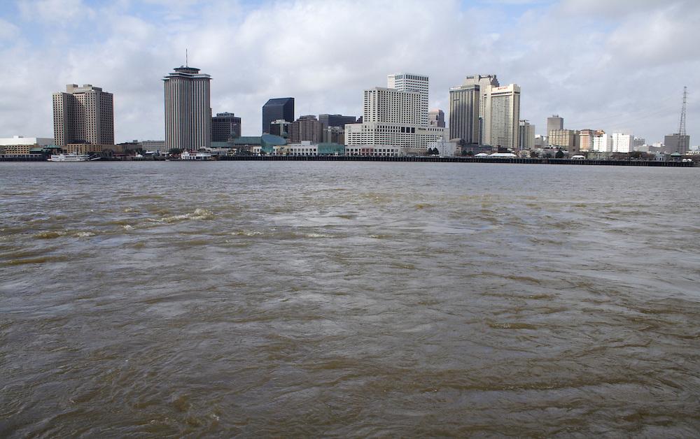 New Orleans, LA, on Mardi Gras 2008