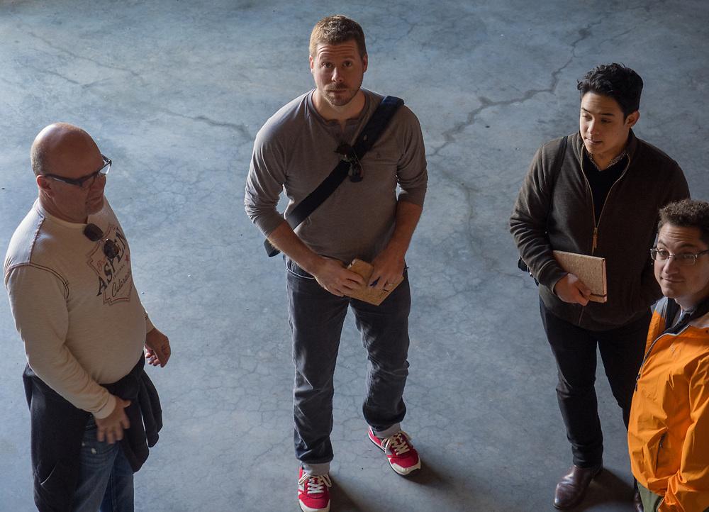 Eujenio Jardim, David Keck MS, Jhonel Faelnar, Brandon Rastok