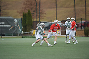 Stevenson men's lacrosse opened the season on Sunday afternoon at Mustang Stadium in Owings Mills with a tight game ending with an 11-10 loss to Denison.
