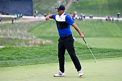May 19, 2019 - Bethpage, New York, United States - Brooks Koepka reacts on the 18th green after winning the 101st PGA Championship at Bethpage Black. (Credit Image: © Debby Wong/ZUMA Wire)