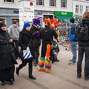 Nørreport station, København.