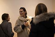 FLORA PHILLIPS,, Nicole Farhi at Beaux Arts London - 30 January.  2019