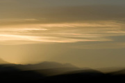 Sunrise over the Amargosa Range, Death Valley National Park, California  2007