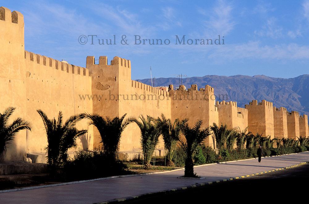 Maroc - Anti Atlas - Taroudant - Les ramparts