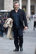 2013/03/19 Roma, parlamentari in Piazza Montecitorio. Nella foto Alessandro Nesi.<br /> Rome, parliamentarians in Montecitorio Square. In the picture Alessandro Nesi - &copy; PIERPAOLO SCAVUZZO