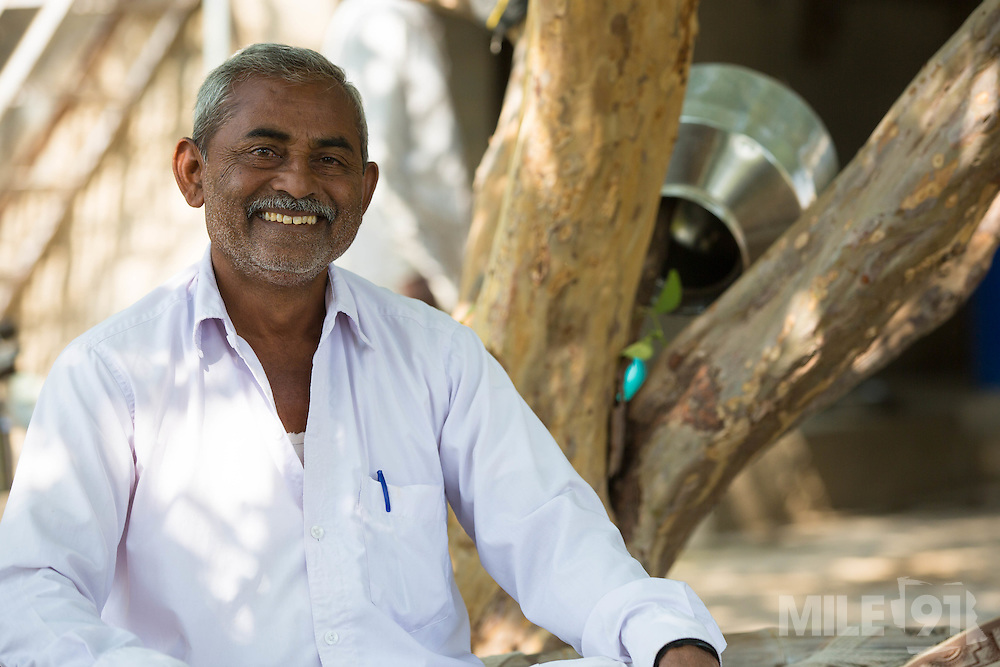 Bhimjibhai  Gadhadara will be a director of the Farmer Producer Organisation, Ahmedabad, India.