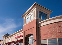 Architectural image of Market Square at Frederick MD Retail Center by Jeffrey Sauers of Commercial Photographics, Architectural Photo Artistry in Washington DC, Virginia to Florida and PA to New England