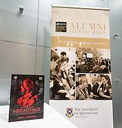 UQ Alumni Series 2015 - NGV Hermitage - Melbourne