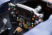 April 15-17, 2016: Chinese Grand Prix, Shanghai, Red Bull steering wheel