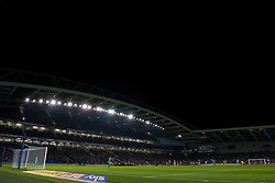 A general view of the American Express Community Stadium - Mandatory byline: Dougie Allward/JMP - 07966 386802 - 20/10/2015 - FOOTBALL - American Express Community Stadium - Brighton, England - Brighton v Bristol City - Sky Bet Championship