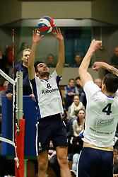 20170125 NED: Beker, Sliedrecht Sport - Seesing Personeel Orion: Sliedrecht<br />Daniel van Helden (8) of Sliedrecht Sport <br />&copy;2017-FotoHoogendoorn.nl / Pim Waslander