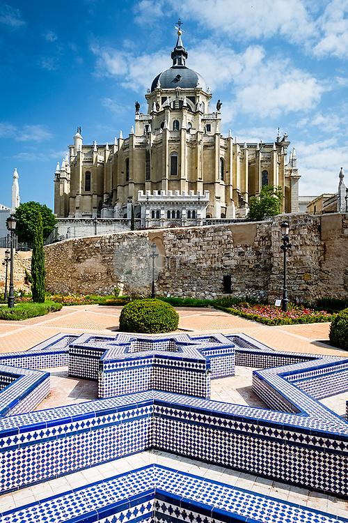 Muralla arabe. ( Madrid ) ©© Javier I. Sanchís / PILAR REVILLA