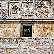 Nuns Quadrangle. Uxmal. Yucatan, Mexico.