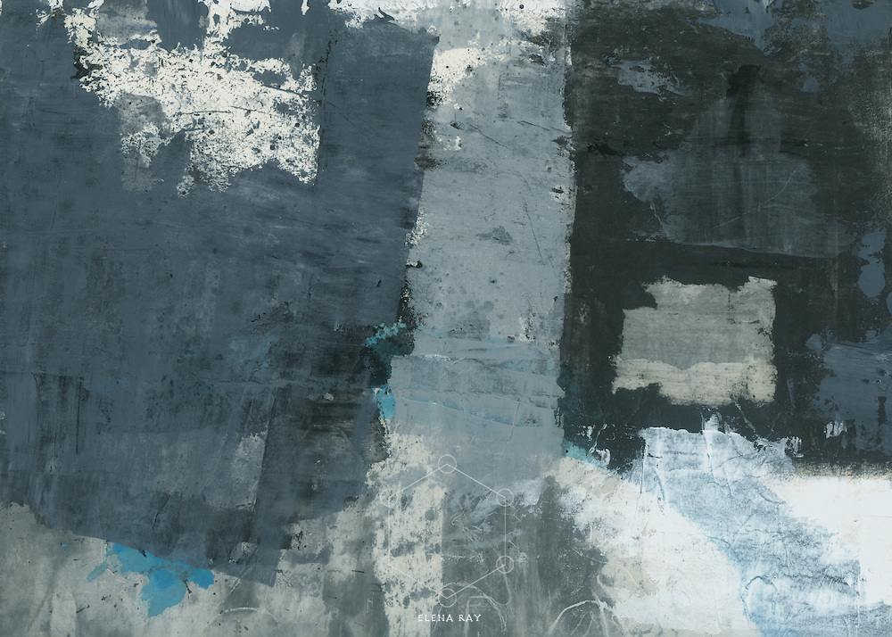 Abstract textural mixed medium paintings studying gray and nuetral tones.