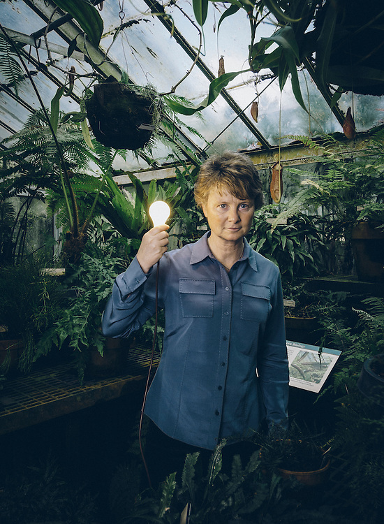 Janine Benyus founder of The Biomimicry Guild. Berkeley, CA | Future Magazine (Sweden)