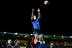 Richard Capstick of England U20 - Rogan/JMP - 21/02/2020 - Franklin's Gardens - Northampton, England - England U20 v Ireland U20 - Under 20 Six Nations.