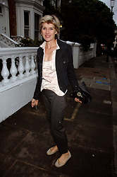 SELINA SCOTT at the annual Sir David & Lady Carina Frost Summer Party in Carlyle Square, London SW3 on 5th July 2007.<br /><br />NON EXCLUSIVE - WORLD RIGHTS