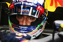 Daniel Ricciardo (AUS) Red Bull Racing RB12.<br />