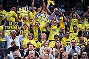 DESCRIZIONE : Handball coupe des coupes finale Tremblay Gummersbach<br /> GIOCATORE : Supporters Tremblay<br /> SQUADRA : Tremblay <br /> EVENTO : Coupe d'europe 2010-2011<br /> GARA : Tremblay Gummersbach<br /> DATA : 20/05/2011<br /> CATEGORIA : Handball Coupe d'europe<br /> SPORT : Handball<br /> AUTORE : JF Molliere par Agenzia Ciamillo-Castoria <br /> Galleria : France Hand 2010-2011 Action<br /> Fotonotizia : coupe des coupe finale Tremblay Gummersbach<br />   Match retour a Gummersbach