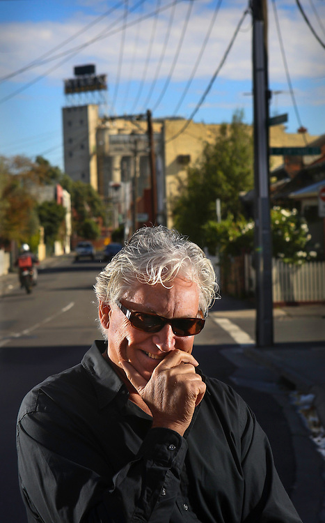Colin McClaren - Australia s Donnie Brasco - an undercover cop who inflitrated the Griffith mob. He also worked in Richmond on several high profile cases there. He s written a book about his career   Pic By Craig Sillitoe   14/04/2009 SPECIAL 000  Pic By Craig Sillitoe CSZ / The Sunday Age This photograph can be used for non commercial uses with attribution. Credit: Craig Sillitoe Photography / http://www.csillitoe.com<br />