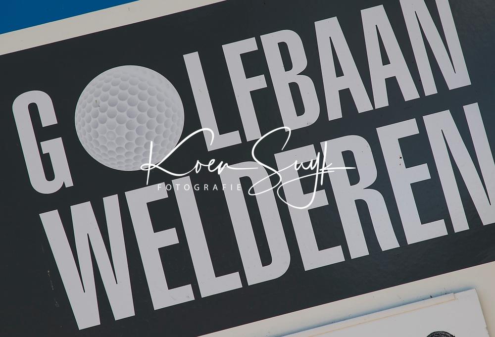 ELST - Golfbaan Landgoed Welderen. COPYRIGHT  KOEN SUYK