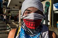 Carnaval de protesta - Caracas