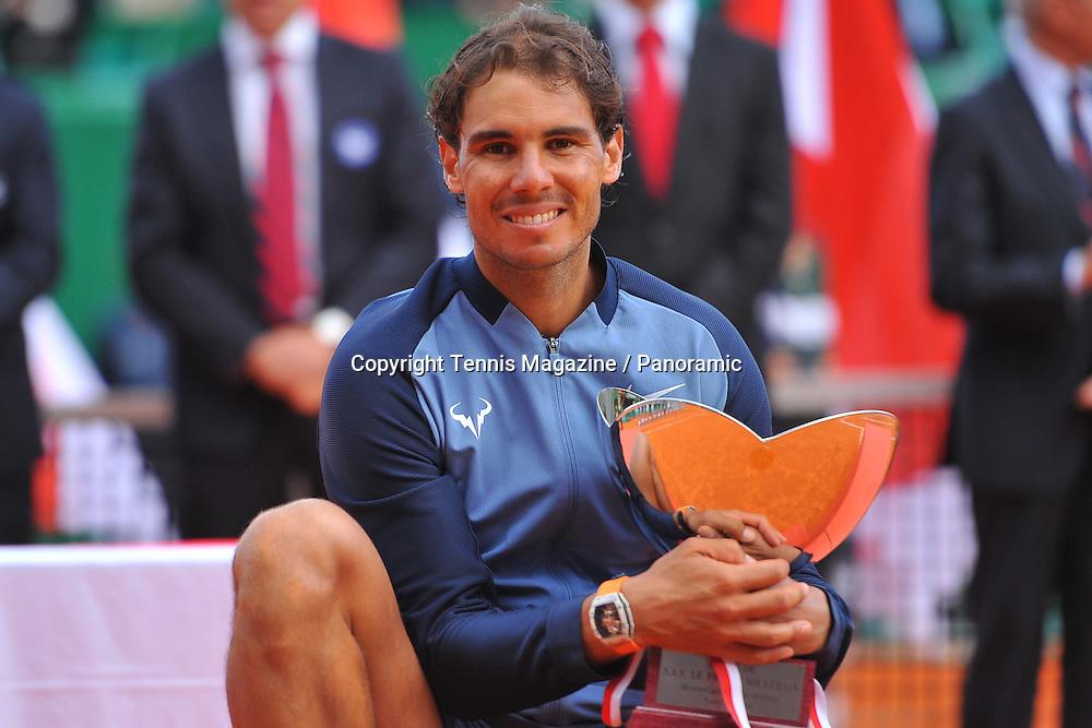 Rafael Nadal (Esp) def Gael Monfils (fra)
