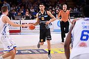 Diego Flaccadori<br /> Dolomiti Energia Aquila Basket Trento - Happy Casa New Basket Brindisi<br /> LegaBasket Serie A 2017/2018<br /> Trento, 08/04/2018<br /> Foto M.Ceretti / Ciamillo - Castoria
