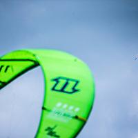 Volvo Kite Surfers