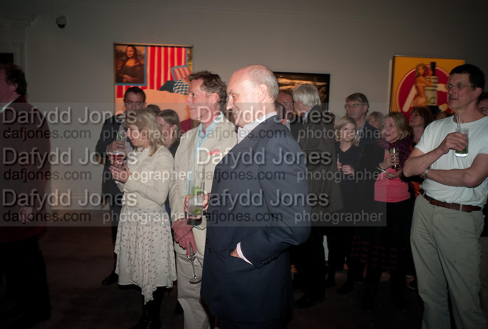 NICHOLAS COLERIDGE, Can we Still Be Friends- by Alexandra Shulman.- Book launch. Sotheby's. London. 28 March 2012.