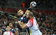 Nedim Remili (France) during the EHF 2018 Men's European Championship, 1/2 final Handball match between France and Spain on January 26, 2018 at the Arena in Zagreb, Croatia - Photo Laurent Lairys / ProSportsImages / DPPI