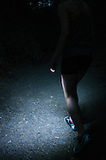 Knuckle Lights for night running