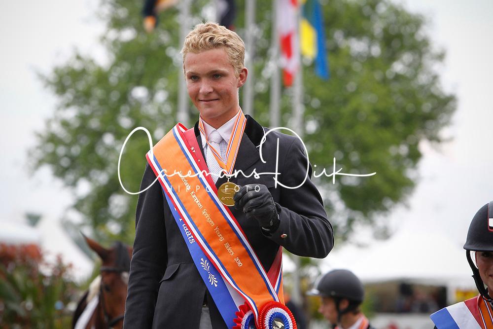 Romp Ruben<br /> Nederlands Kampioenschap CH Mierlo 2010<br /> © Hippo Foto - Leanjo de Koster