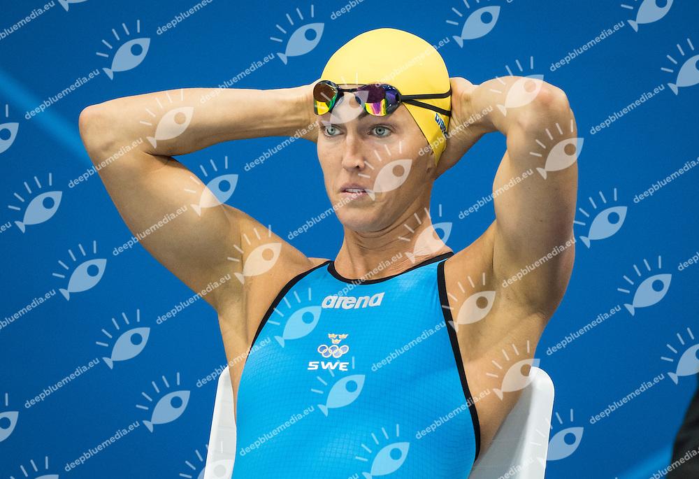 ALSHAMMAR Therese Sweden.50m Freestyle Women.Swimming Finals.London 2012 Olympics - Olimpiadi Londra 2012.day 09 Aug.4.Photo G.Scala/Deepbluemedia.eu/Insidefoto
