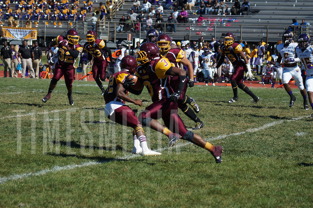 WILBERFORCE, Ohio - Central State