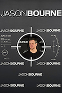 071316 'Jason Bourne' film - Madrid Photocall