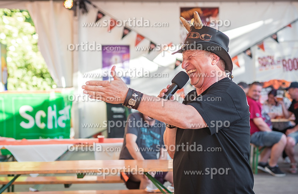 28.06.2019, Schladming, AUT, Rock the Roof 2019, im Bild Harry Prünster // Harry Prünster during the Rock the Roof Biker Meeting in Schladming, Austria on 2019/06/28. EXPA Pictures © 2019, PhotoCredit: EXPA/ JFK