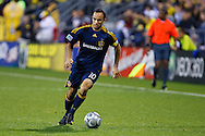 26 SEPTEMBAR 2009:  #10 Landon Donovan of the LA Galaxy during the Los Angeles Galaxy at Columbus Crew MLS game in Columbus, Ohio on May 27, 2009. Columbus defeated LA 2-0