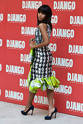 US Actress Kerry Washington attends the 'Django Unchained' photocall at the Hassler Hotel, Rome, Italy, January 4, 2013. Photo by Imago / i-Images...UK ONLY