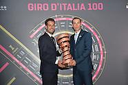 PRESENTAZIONE DEL GIRO D'ITALIA 100 25-10-2016