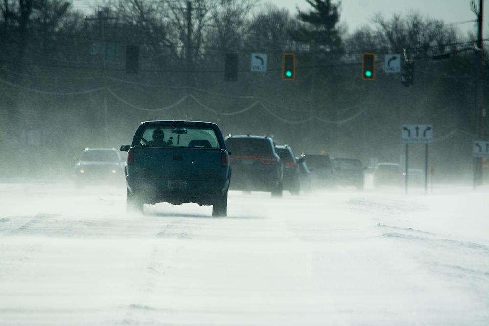 Ohio, snow, photography