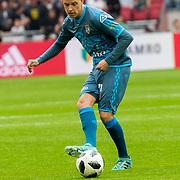 NLD/Amsterdam/20180408 - Ajax - Heracles, Sebastian Jakubiak (21)