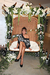 REBECCA LOOS at the Quintessentailly Summer Party at the Phillips de Pury Gallery, 9 Howick Place, London on 9th July 2008.<br /><br />NON EXCLUSIVE - WORLD RIGHTS