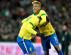 England beat Brazil