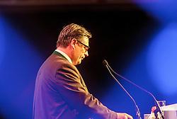 04.03.2017, AUT, FPÖ, 32. Ordentlicher Bundesparteitag, im Bild Klubobmann Christian Leyroutz //  at the 32nd Ordinary Party Convention of the Freiheitliche Partei Oesterreich (FPÖ) in Klagenfurt, Austria on 2017/03/04. EXPA Pictures © 2017, PhotoCredit: EXPA/ Wolgang Jannach