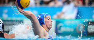 24-07-2017: Waterpolo: Nieuw Zeeland v Nederland: Boedapest<br /> <br /> (L-R) Lieke Klaassen of team Netherlands during the waterpolomatch between women New Zealand and Netherlands at the 17th FINA World Championships 2017 in Budapest, Hungary<br /> <br /> Photo / Foto: Gertjan Kooij