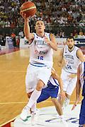 DESCRIZIONE : Roma Amichevole preparazione Eurobasket 2007 Italia Grecia <br /> GIOCATORE : Fabio Di Bella <br /> SQUADRA : Nazionale Italia Uomini <br /> EVENTO : Amichevole preparazione Eurobasket 2007 Italia Grecia <br /> GARA : Italia Grecia <br /> DATA : 30/08/2007 <br /> CATEGORIA : Tiro <br /> SPORT : Pallacanestro <br /> AUTORE : Agenzia Ciamillo-Castoria/S.Silvestri Galleria : Fip Nazionali 2007 <br /> Fotonotizia : Roma Amichevole preparazione Eurobasket 2007 Italia Grecia <br /> Predefinita :