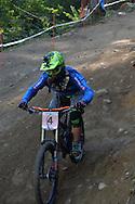 Mondiali di Dowhill in Val di Sole, prove libere, juniores donne MIGLIORINI Beatrice, Comezzadura 8 settembre 2016 © foto Daniele Mosna