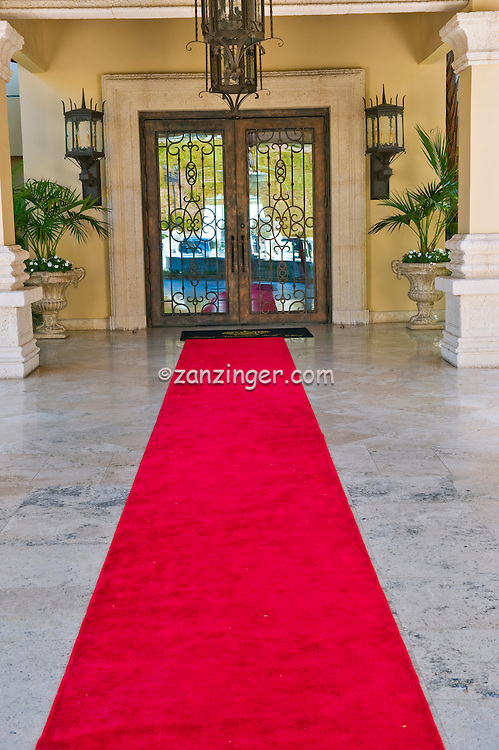 Rancho Palos Verdes, CA, Trump National Golf Course, Exterior, Red Carpet, luxurious, Palos Verdes, Peninsula, Trump National Golf Club, , pictures of front door entrances
