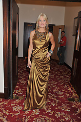GABY ROSLIN at the 5th annual West End Eurovision in aid of the make A Difference Trust held at The Dominion Theatre, London on 26th April 2012.